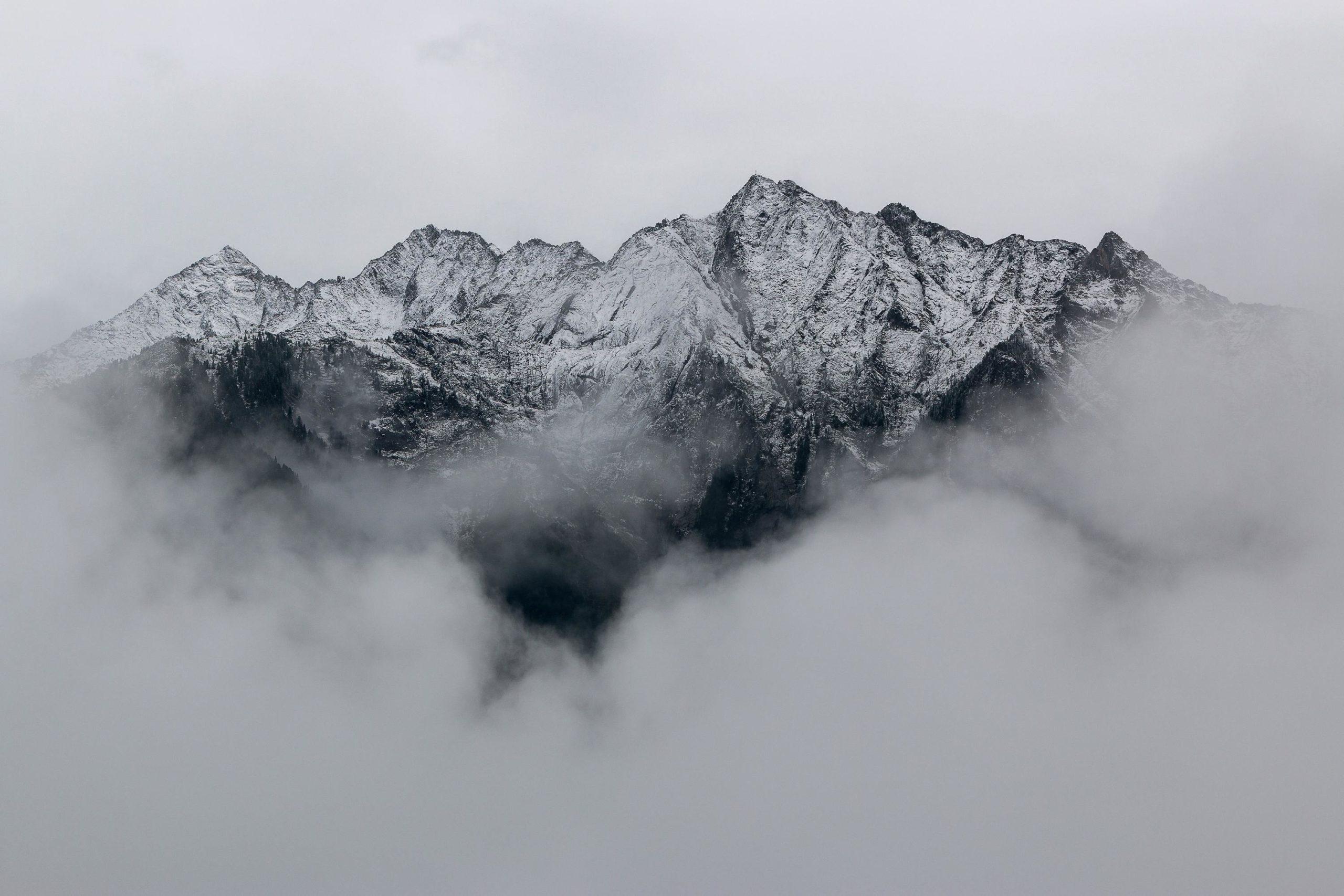paysage montagne nuage lpa