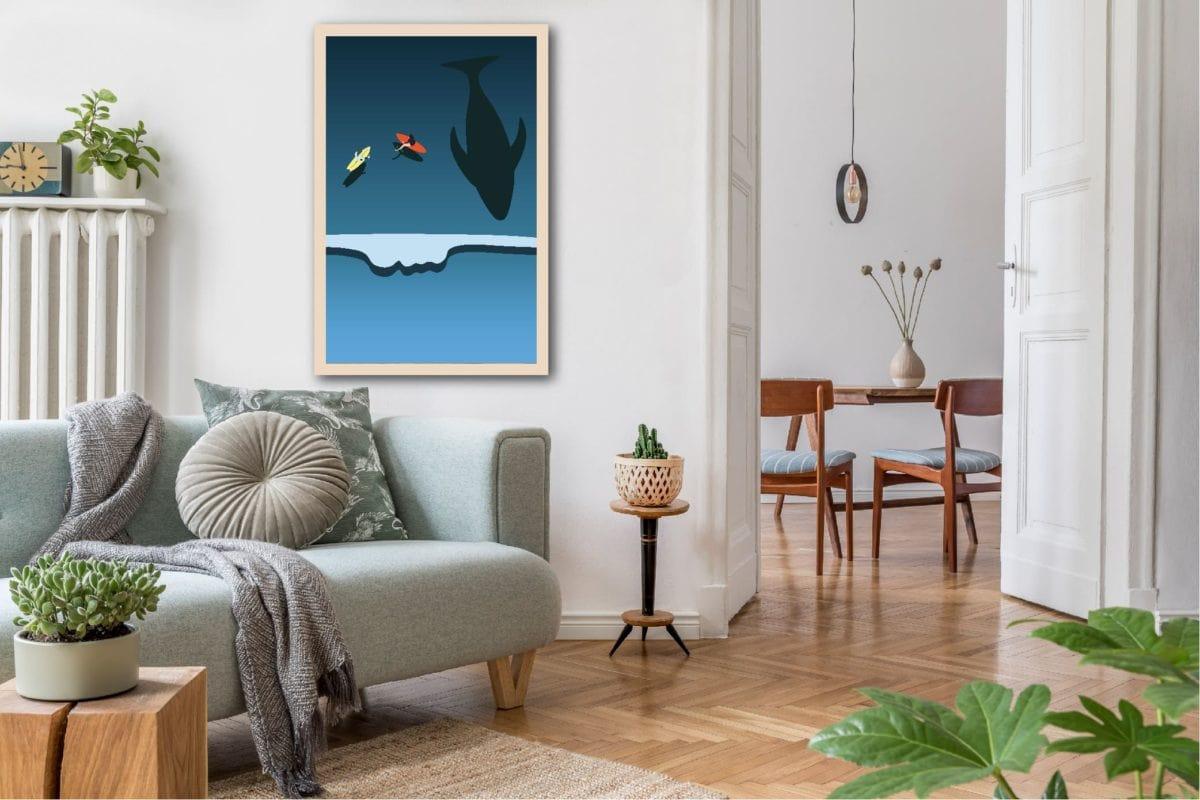 décoration en bois écoresponsable les petits aviateurs