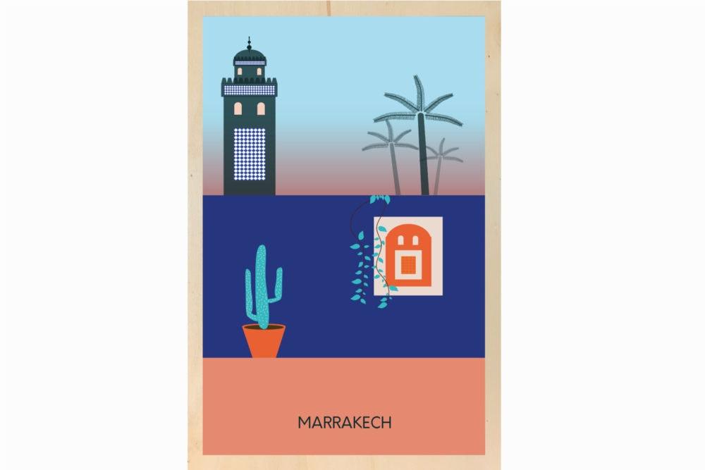 Marrakech variante