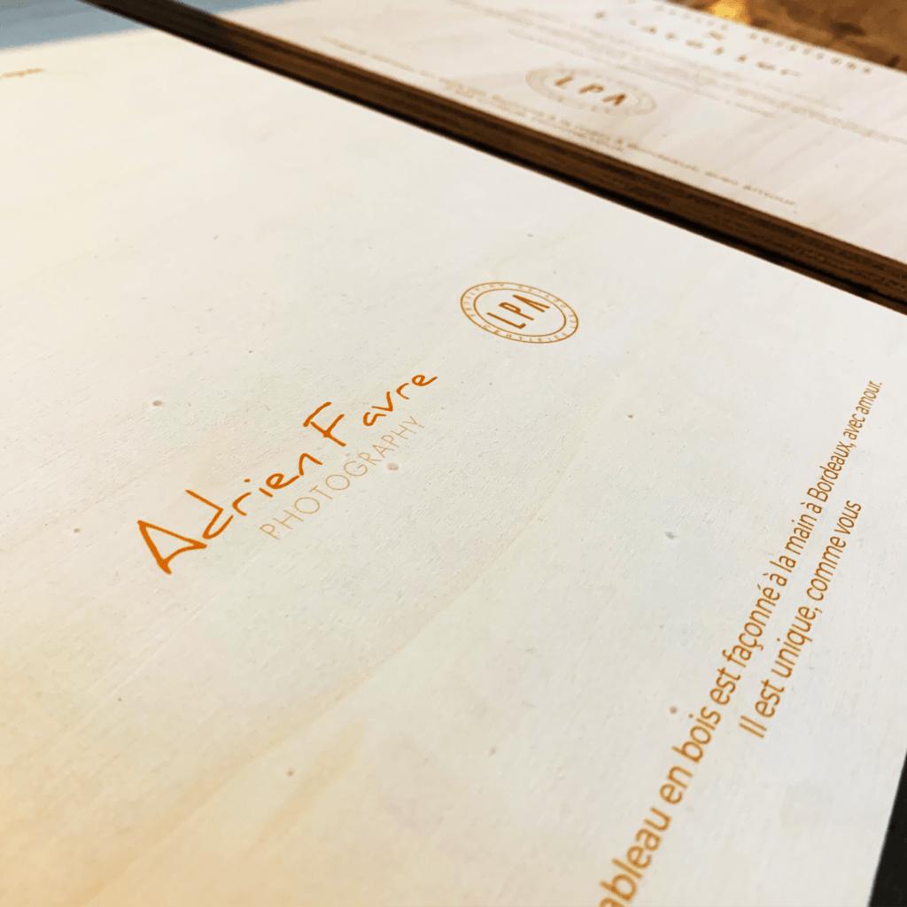 Adrien favre tableau en bois 3