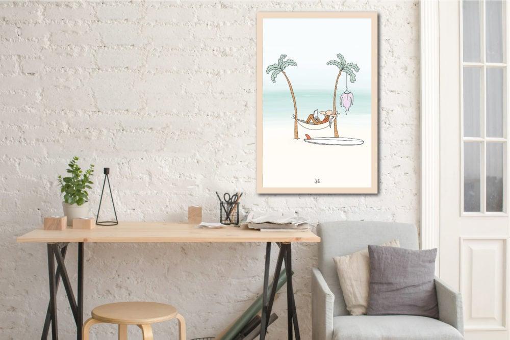 Less monday more surf