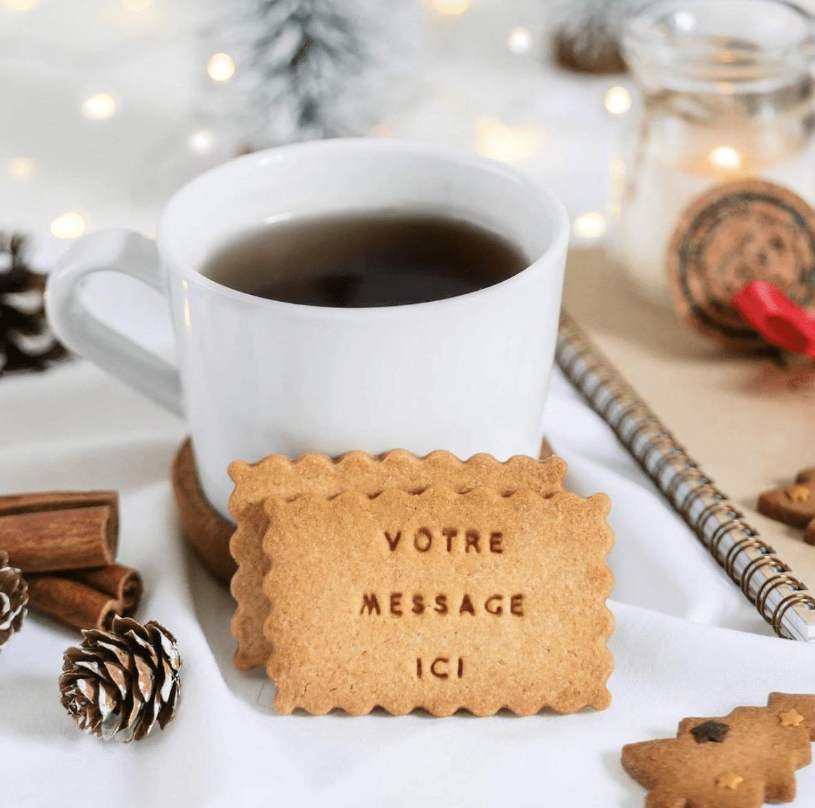 biscuit francais écoresponsable personnalisable les petits aviateurs