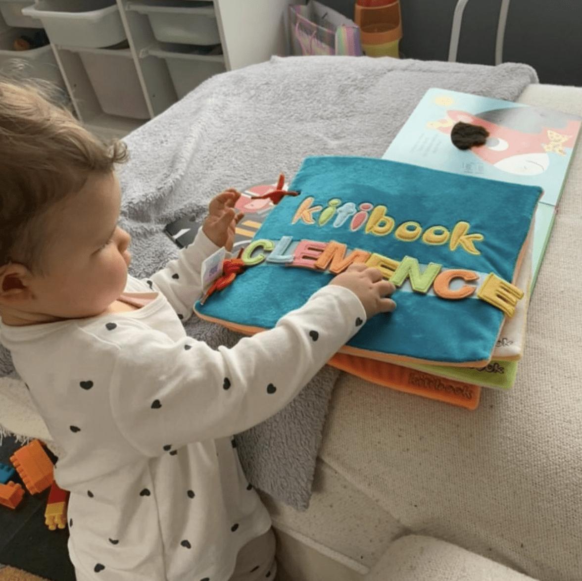 livre enfant kitibook francais écoresponsable personnalisable les petits aviateurs