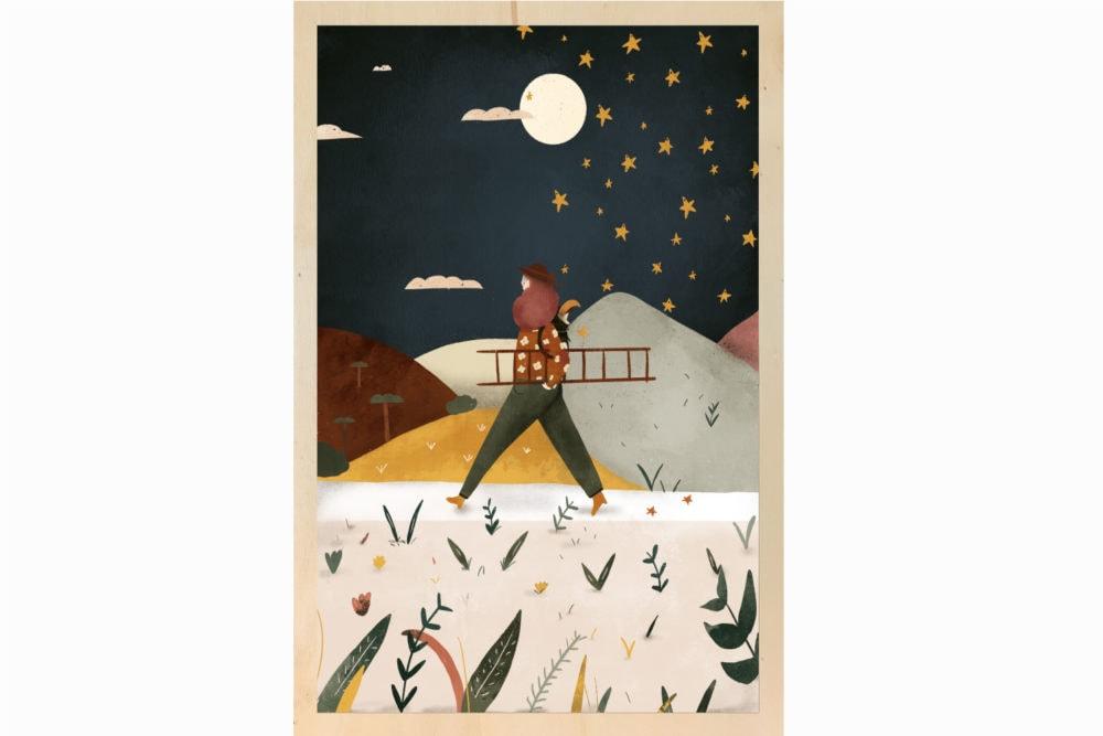 L'Accrocheuse d'étoiles