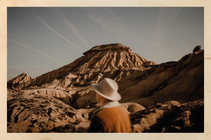 Deep desert
