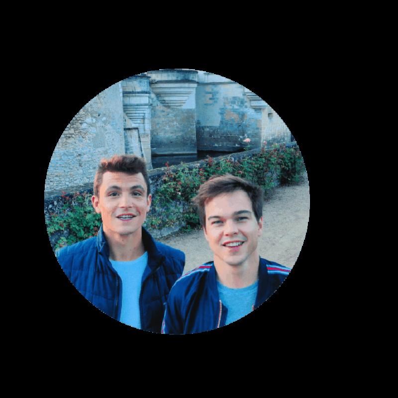 Profil Alex & Pierre 2